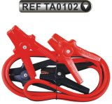 Impulsionador Cable&#160 do começo do uso do carro auto; Saltar o grampo de bateria do cabo (TA0102)