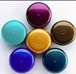 Souper de la série de pigment blanc perle