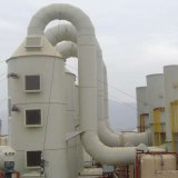 De Toren van de Reiniging van de Behandeling van het Gas van de Gaszuiveraar van de Lucht van de industrie
