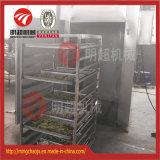 Dehydratatietoestel van het Fruit van de Drogende Machine van de Lijn van de Verwerking van de Bataat het Plantaardige