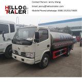 4000liters 4X2のミルクタンクトラック、ミルクのタンク車