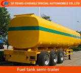 Semi-reboque de tanque de combustível de 45cbm 3axles
