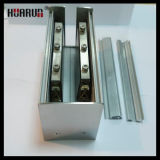 New Design Aluminium U Channel for Glass Canopy (HR1300W-5)