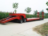 De zware Lading 2-3 Assen Lowbed Dolly Aanhangwagen