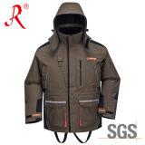 Pantalon imperméable à l'eau de pêche maritime de l'hiver avec le modèle neuf (QF-9095B)