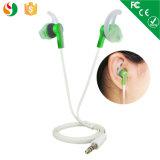 Musique Earbud de sports avec l'écouteur de MIC Smartphone