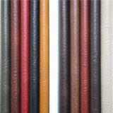 Cuir Abrasion-Résistant élevé de capitonnage de sofa de PVC de synthétique fabriqué en Chine