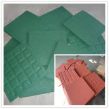25mm 간격 Anti-Slip 지면 매트 또는 체조 고무 도와 또는 맞물리는 체조 매트