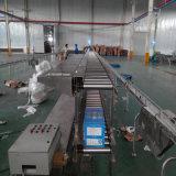 Transportador accionado resistente del vector de rodillo del acero inoxidable del transportador de rodillo