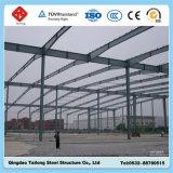 Автоклавированный облегченный конкретный брандмауэр - структура стальной рамки