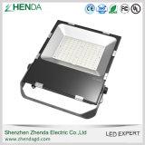 Indicatore luminoso 2017 di inondazione del chip LED della Cina Sanan SMD 3030 100W con alta efficienza 120lm/W ed illuminazione stabile