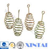 L'acier de forme spéciale des ressorts hélicoïdaux les ressorts de compression