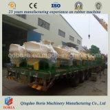 Máquinas de fabricação de pó de borracha de resíduos