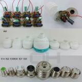 Forma 5u Lotus Rombo lámpara de ahorro de energía con CE y Saso