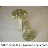 Bride de fibre de verre de FRP/GRP, bride de trou d'homme avec la qualité