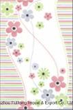 벽 도와를 위한 꽃 디자인