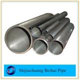 El acero de carbón Q235 vio el tubo