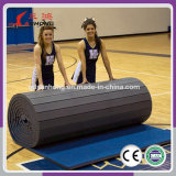 Stuoia relativa alla ginnastica del pavimento di acclamazione della stuoia di Cheerleading del rullo di Flexi da vendere
