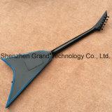 Ebony Fingerboard tipo V guitarra eléctrica com Abalone vinculativos (SE-4)
