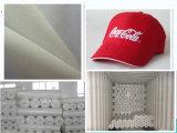 Interlignage fusible tissé par polyester 100% pour les &Trousers et le T-shirt de chapeau de sports