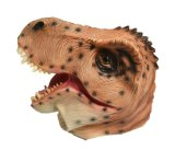 Маска латекса партии головки аллигатора крокодила гада латекса животная захватническая акватическая