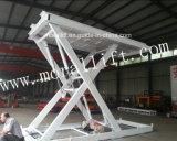 Qualitäts-hydraulisches Tiefbauauto Scissor Aufzug-Plattform