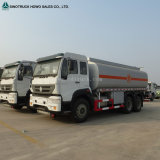 Vrachtwagen van de Tanker van Sinotruk HOWO van het Merk van China de Beroemde 6X4 voor Verkoop