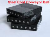 鋼鉄コードのコンベヤー装置のためのゴム製コンベヤーベルト付け