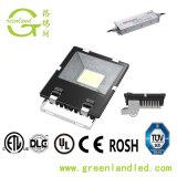 Ce RoHS Bridgelux alta qualità del chip da 45 mil indicatore luminoso di inondazione di lumen LED della garanzia da 3 anni alto SMD