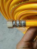 8.5mm landwirtschaftliche Chemikalien-beständiger Hochdruckspray-Schlauch mit Befestigung