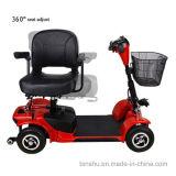 4 Rad-elektrischer Arbeitsweg-Roller mit Motor 200W