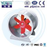 Ventilateur axial industriel de conduit de Yuton