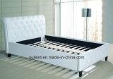 PU 플래트홈 2인용 침대 침실 가구 (OL17168)