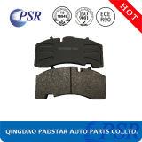 Hochleistungsselbstersatzteile Nicht-Asbest LKW-Bremsbelag