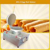 Machine de fabrication de biscuits avec la casserole d'opération simple