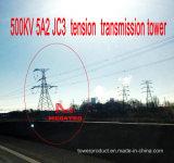 Torretta della trasmissione di tensionamento di Megatro 500kv 5A2 Jc3