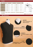 Yak lana / Cashmere V cuello jersey suéter de manga larga / Ropa / prendas de vestir / géneros de punto