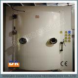 Evaporación de aluminio PVD chapado de revestimiento de la máquina