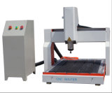 Macchinario del router di CNC 6060 con la fresatrice di CNC della base del tornio del ghisa per metallo