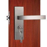 아연 합금 격판덮개 장붓 구멍 자물쇠 고정되는 안쪽 문 손잡이 자물쇠