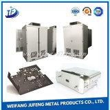 Aluminium/SPCC/Stainless Stahlblech-Metallgehäuse für elektrisches Messinstrument-Kasten