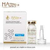 Hyaluronic 산 생물 혈청 안전한 초본 효과적인 습기를 공급하는 Hyaluronic 본질 Happy+ 효과적인 피부