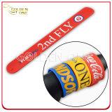 Assortiment de sérigraphie personnalisée Serre-bracelet en silicone