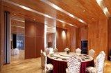 Paredes de partición movibles de aluminio para el restaurante, hotel, banquete Pasillo