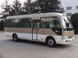 Bus diesel della vettura di corsa del grande di capienza della parte anteriore del Cummins Engine minibus del sottobicchiere