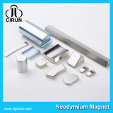 Ímãs irregulares do Neodymium do anel de NdFeB para o dispositivo da eletrônica
