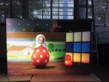 Выставочный зал P3 для использования внутри помещений полноцветный светодиодный экран (192*96мм)