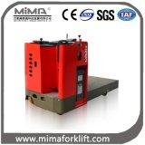Caminhão de paletes elétrico para transportar ferramentas automáticas
