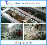 플라스틱 기계 PVC 나선형 철강선 강화된 호스 밀어남 선