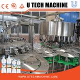 Macchina dell'acqua minerale della bottiglia dell'animale domestico/impianto di imbottigliamento di coperchiamento di riempimento certi